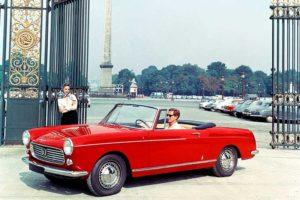 En klassiker - Peugeot 404